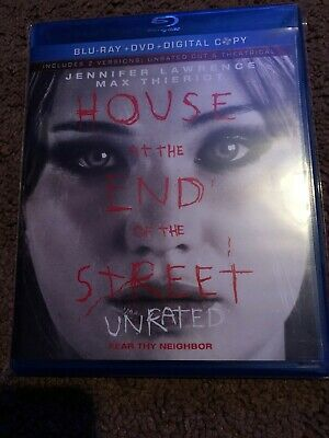 House At The End Of The Street Bluray