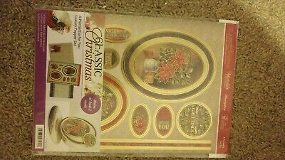 CHRISTMAS Hunkydory Card Making Kit Brand New