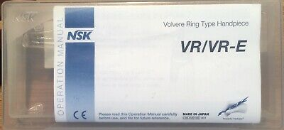 NSK V-Max VR-E Handpiece Attachment: Dental Drill Component - Never Used