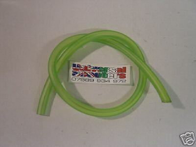 """Fuel Pipe - Petrol Pipe - Vespa PX125disc PX200disc length - 24"""" long."""