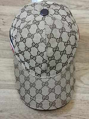 GUCCI Italian made  baseball style cap