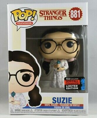 Funko Pop Television Stranger Things Suzie NYCC Fall Convention Exclusive #881