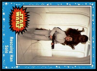 2019 Topps Journey to Rise of Skywalker Base #24 Rescuing Han Solo