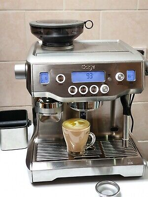 Sage by Heston Blumenthal The Oracle bean to cup Coffee Machine Automatic