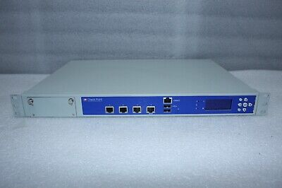 Check Point T-120 Enterprise Firewall Network Security Gateway - No Hard Drive