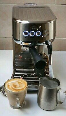 Sage Bambino Plus Espresso Coffee Machine - Stainless Steel