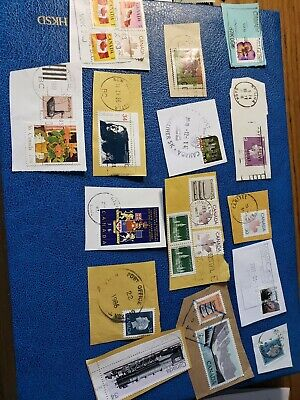 15 fine used Canadian stamps with nice canceled marks, good selection, only$1