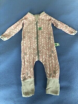 Ergo Pouch 1 Tog body suit size 000