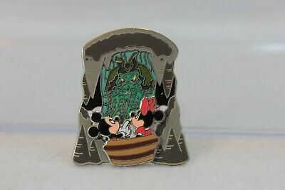 Disney Parks Pin Mickey Minnie Mouse Pirates of the Caribbean Davy Jones