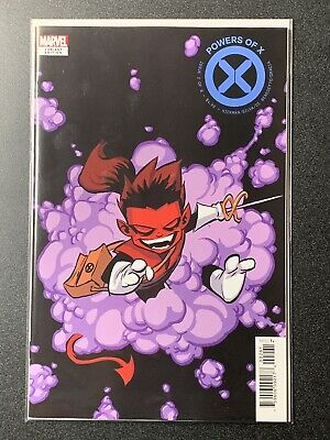 Marvel Comics Powers Of X #2 Young Variant 2019 CASE FRESH 1st Print NM