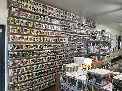 FUNKO POP! GRAIL or FAIL MYSTERY BOX VAULTED EXCLUSIVES SDCC NYCC RECEIVE 1 POP