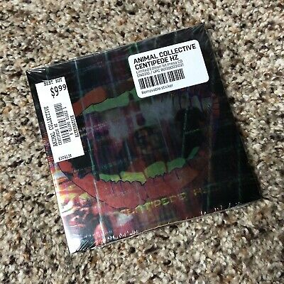 Animal Collective - Centipede HZ Dikipak New Sealed Limited Edition 1st Press