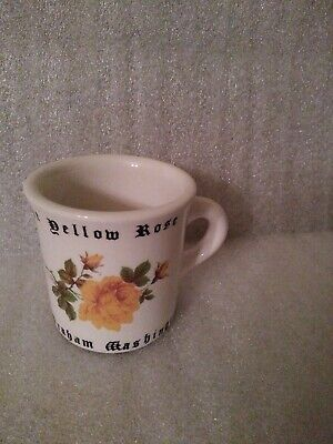 Homer Laughlin Thick Heavy Diner Restaurant Ware Coffee Mug Cup HLC USA Vintage