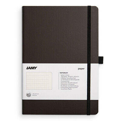 NEW Lamy Soft Cover Notebook Ruled A5 Charcoal