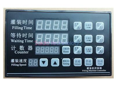 Liquid Filling Machine Controller CY1724 12-24V PWM Speed Regulation