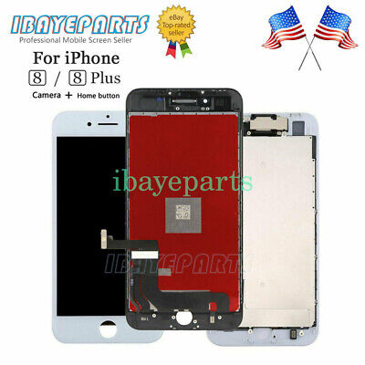 iPhone 8 Plus 8 Replacement Screen LCD Display Touch Screen Digitizer Assembly