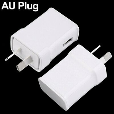 Fast Wall Charger Power Adapter 2A AU Plug For Samsung Galaxy S5 S6 S7 Note 4