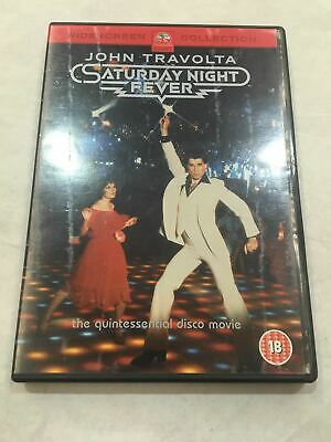 John Travolta Saturday Night Fever  [DVD]