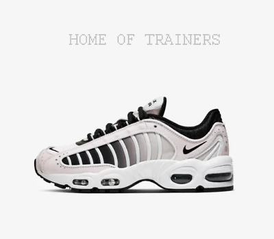 Nike Air Max Tailwind 4 Light Soft Pink White Black Girls Women's Trainers