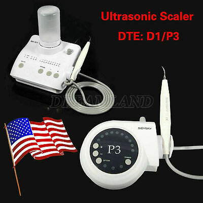 Dental Ultrasonic Scaler Piezo Auto Water Endo Perio fit DTE SATELEC USPS Multi