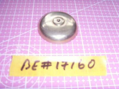 ref:be#17160 small french carriage? clock bell  41mm od