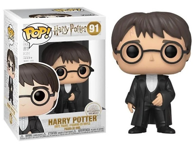 Harry Potter #91 - Harry Potter Yule - Funko Pop! Movies (Brand New)
