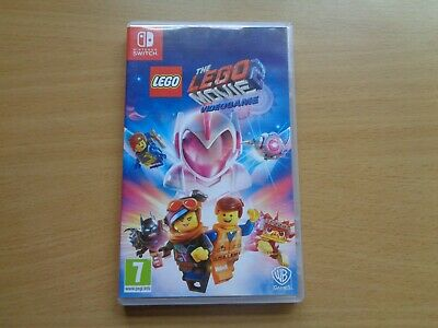 The Lego Movie 2 Videogame - Nintendo Switch - Box Only (No Game)