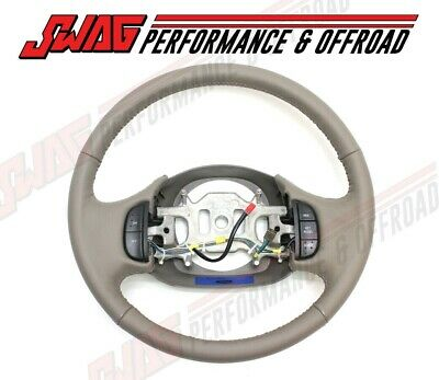 OEM Ford Steering Wheel 02-04* Excursion Expedition F150 F250 F350 F450 F550