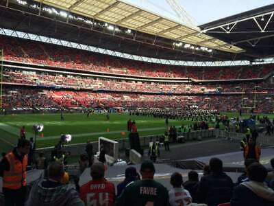 Cincinnati Bengals vs Los Angeles Rams LOWER NFL London Wembley Junior Tickets
