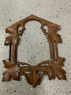 Vintage Beha Black Forest Cuckoo Clock Part Germany