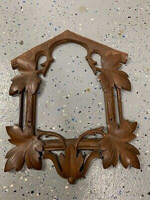 Vintage German Black Forest Cuckoo Clock Part