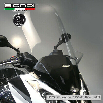 Parabrezza paravento windscreen windshield kymco downtown 125 200 300 2011 2012