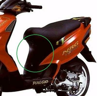 Cover Coverage Middle Fairing Rear 957268000C for Piaggio NRG 50