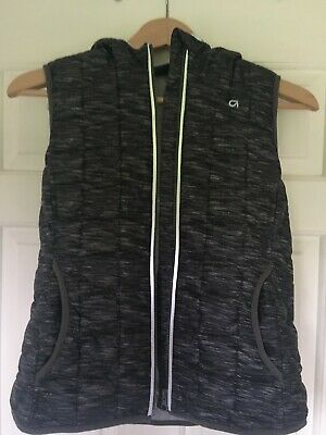 Girls Sports Gillet with hood from Gapfit. Age 12-13 years
