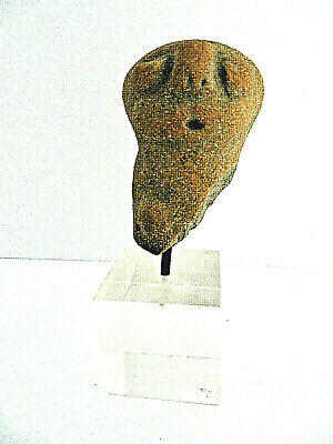 Pre Colombian Fertility Artifact on Stand 400-600 AD