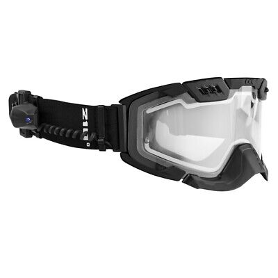 CKX 210 GOGGLES Electric BackCountry Ventilated Mat Black