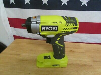 Ryobi P263 18V Cordless 3/8 in 3-Speed Impact Wrench / Tool Only #116
