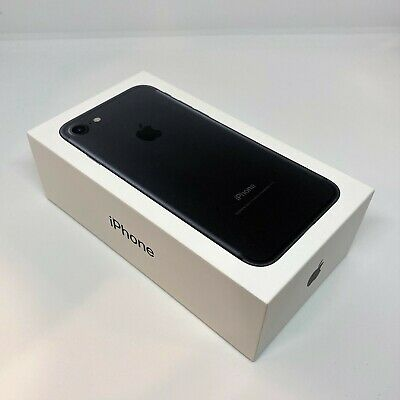 Apple iPhone 7 - 32GB - Black (AT&T) A1778 (GSM) Brand NEW