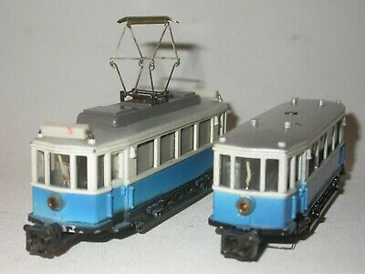 Hamo probably the first edition of these fine trams made in Germany.