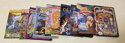 Lot of Children's DVDs Choice $1.49  See Selections For Titles Combined Shipping