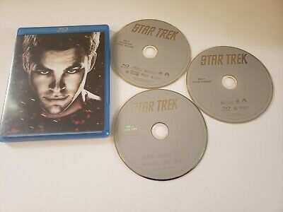 Star Trek (Bluray, 2009) [BUY 2 GET 1]