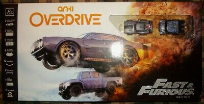 Anki OVERDRIVE 000-00056 Fast & Furious Edition NEW