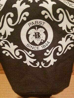 Pabst PBR brewing. Bandana. Neckerchief. New.
