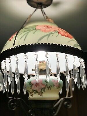 antique vintage ceiling light fixture