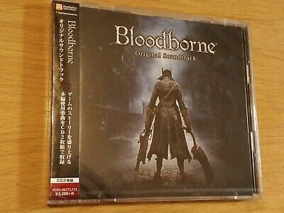 Bloodborne Original Soundtrack Ost 2Cd - New And Sealed
