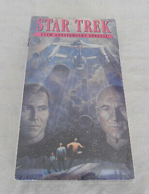 Star Trek 25th Anniversary Special VHS (1991) Australia - Factory Sealed