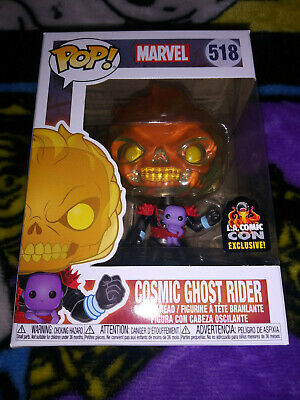 """Funko POP! """"Marvel"""" Cosmic Ghost Rider (LACC 2019 exclusive) IN-HAND SHIPS FAST"""