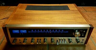 Vintage Pioneer SX-828. Cleaned, Tested, Serviced, And Working Great!
