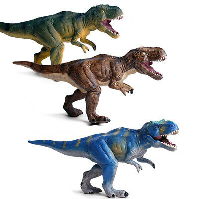 Walk Tyrannosaurus Figure Dinosaur Toy Trex Animal Model Collector Kid Xmas Gift