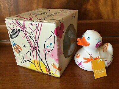 BUD Collectable Luxury Rubber Duck - DAYDREAMER (2006) - rare and retired.
